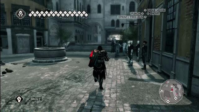 Assassin's Creed II - Xbox360 - Captura 2