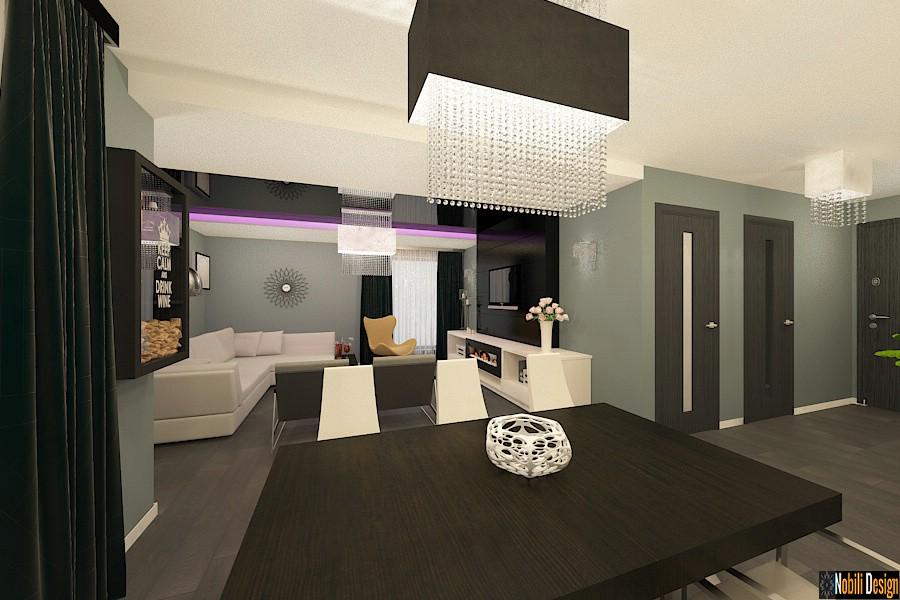 O casa cu 5 camere amenajata in stil modern de lux | Amenajari - interioare - Bucuresti.