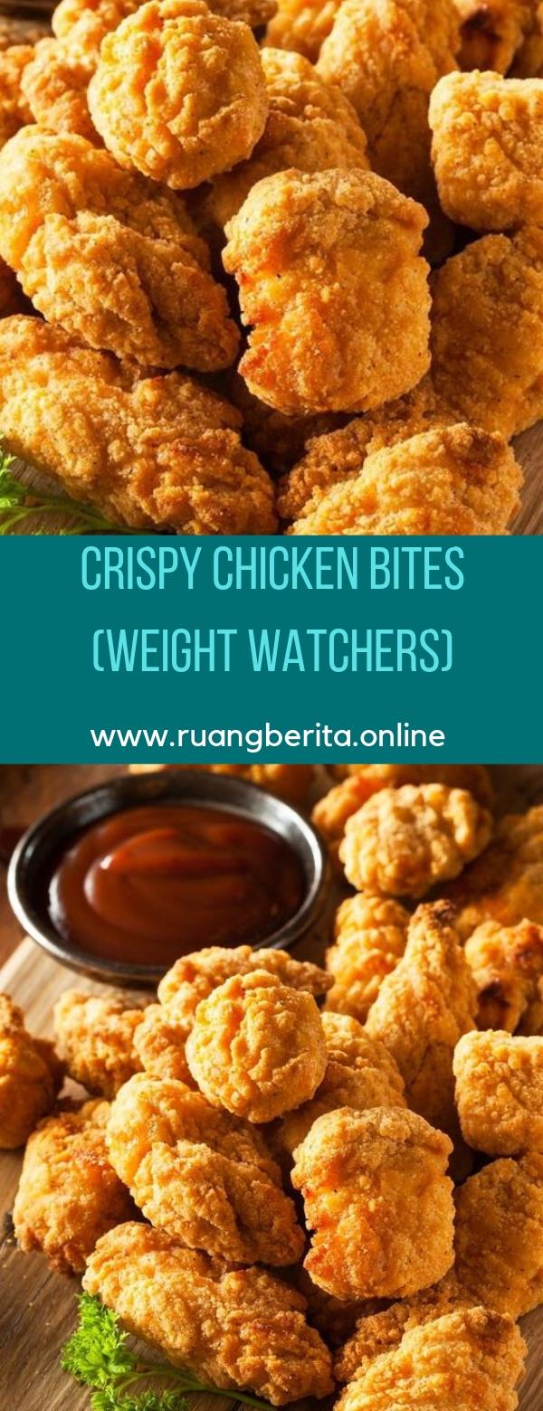 Crispy Chicken Bites (Weight Watchers)