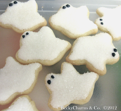 pumpkin, halloween, autumn, fall, thanksgiving, cookies, sweets, treats, favors, party, dessert, ghost