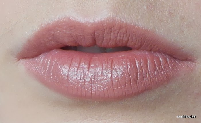 nude lip swatch budget lipstick great good quality lasts ages