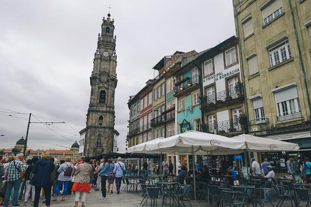 クレリゴスの塔(Torre dos Clérigos)