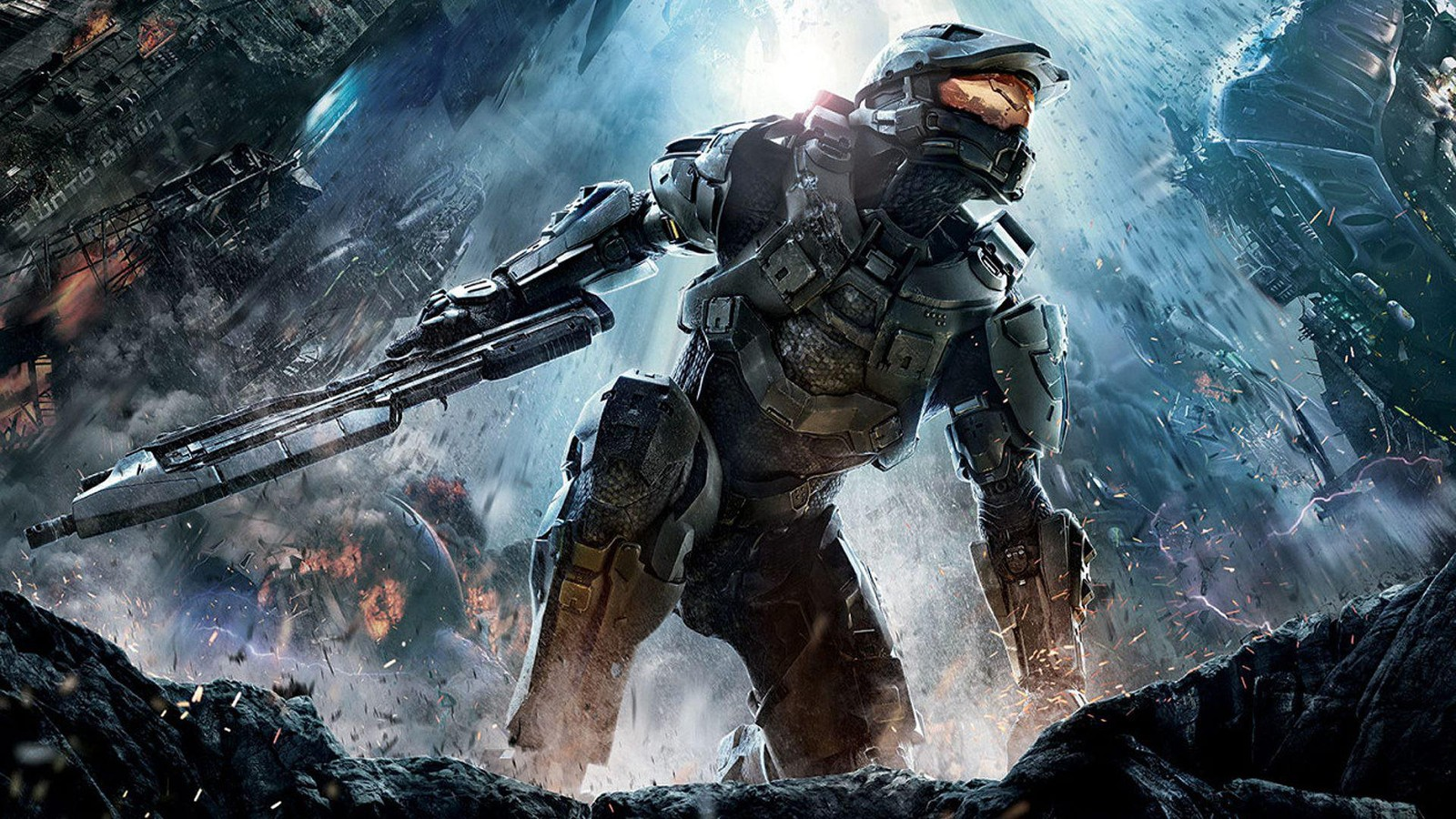 The Wertzone: Showtime commission a 10-episode HALO TV series