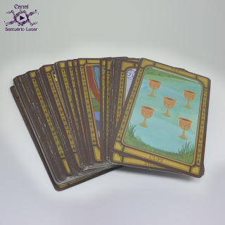 The Golden Tarot (CICO Books) - Cards