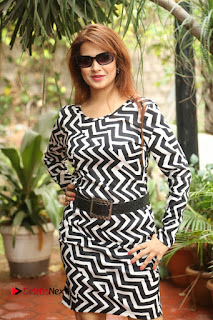 Actress Saloni Latest Pos in Short Dress  0251.JPG