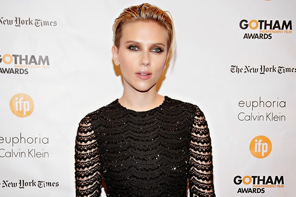 "Scarlett Johansson: ""my body is not noteworthy"""