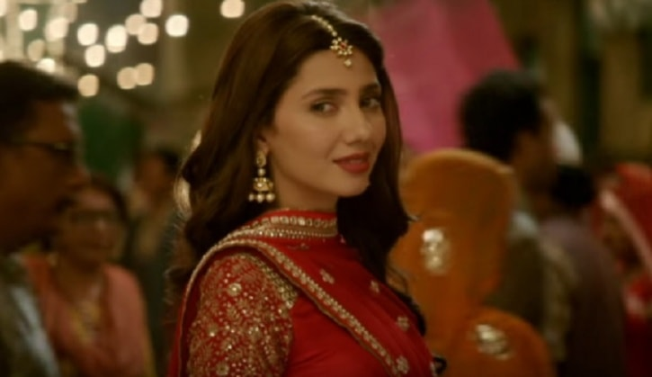 Mahira Khan insulting India