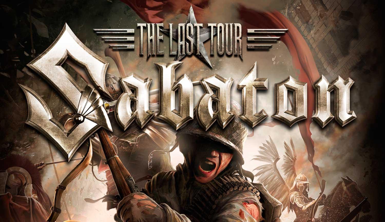 Sabaton The Last Tour Setlist