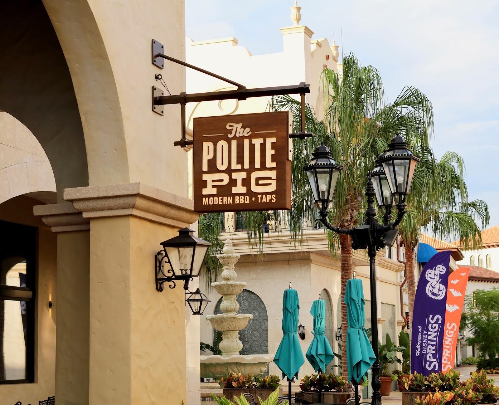 Disney-Springs-The-Polite-Pig-Orlando-Florida