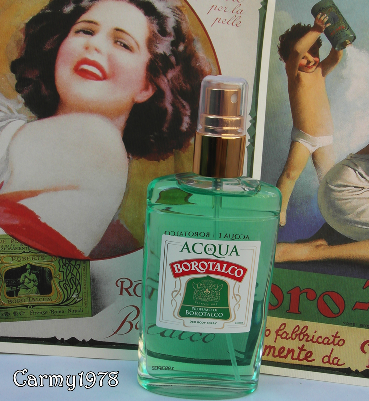 Popolare Un'estate dal profumo vintage con Borotalco XM43