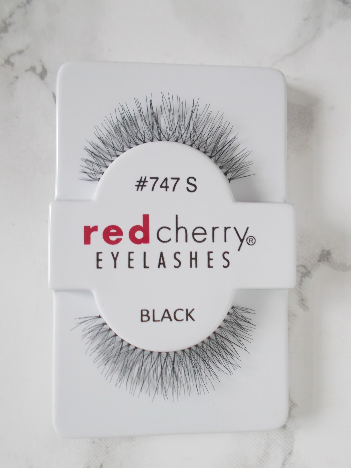 red cherry false eyelashes 747s primrose review