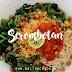 Kuliner Bali: Serombotan - Pecel ala Bali