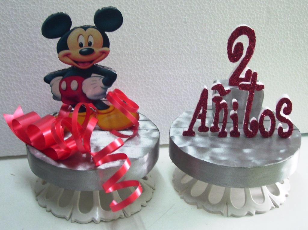 Eventos Para Tu Bebe Cupula Mickey Mouse