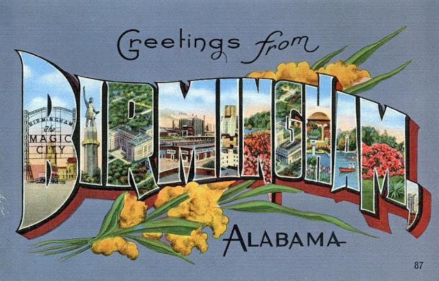 1940. Birmingham, Alabama.