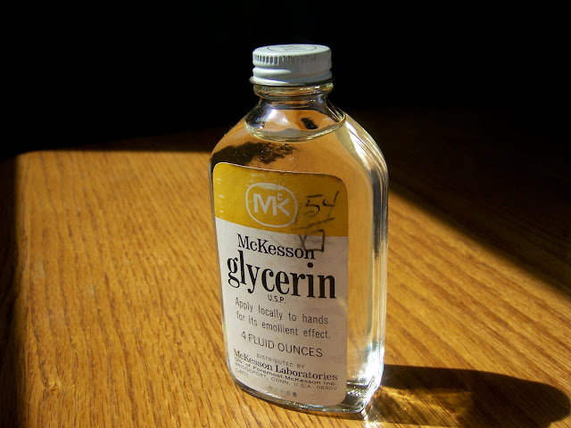 Glycerin oil