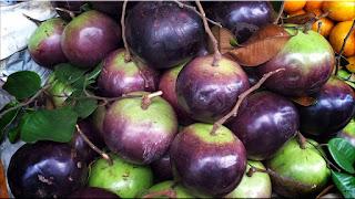 gambar buah sawo duren