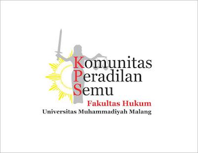 Komunitas Peradilan Semu Fakultas Hukum Universitas Muhammadiyah Malang Sejarah Kps Fh Umm