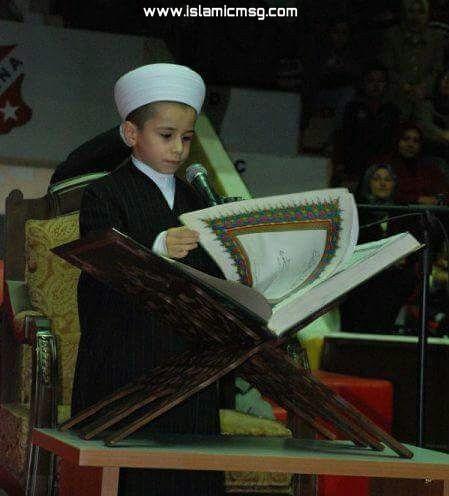little kid imamm