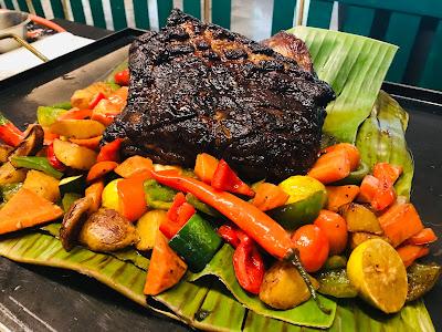 Jom Makan 'Balik Kampung' at Hilton Hotels Kota Kinabalu