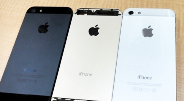 Iphone 6 revelado en colores