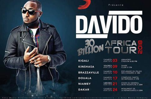 davido-30-billion-africa-tour-locations-and-date