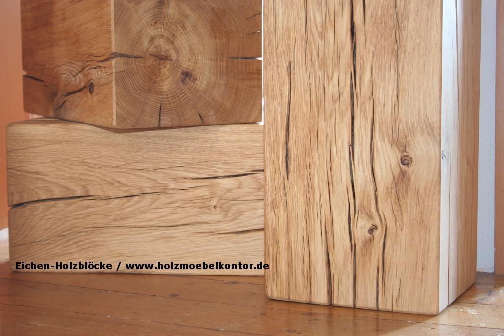 wohnkantine wohnideen vom holzm belkontor holzbl cke in aktion. Black Bedroom Furniture Sets. Home Design Ideas