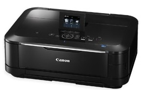 Canon PIXMA MG6160 XPS Printer Drivers