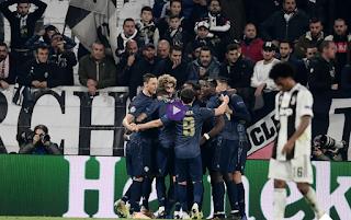 بالفيديو : مانشستر يونايتد يقلب الطاولة على يوفنتوس