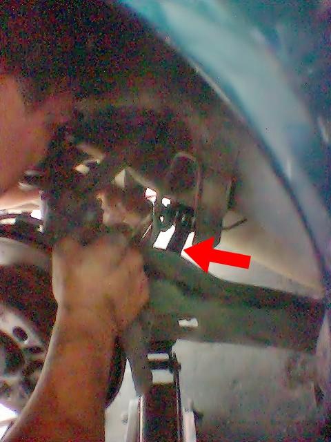 Rear Suspension Arm - Ada Bunyi Tikus Berlari-lari Riang Di Dalam Kereta!