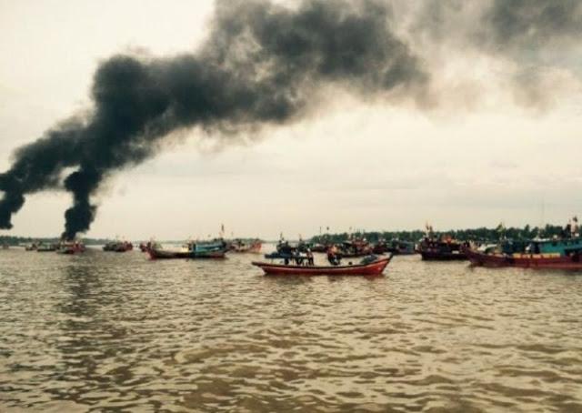 Pemilik Kapal Pukat Trawl Bakal Kena Jerat Hukum ?