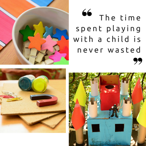 Practical Mom: Marble Run +11 other ways to KEEP KIDS BUSY with Cardboard Crap