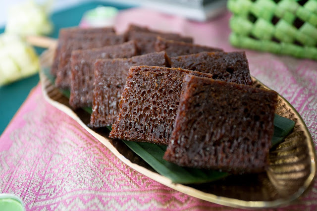 Recipe Kek Gula Hangus Malaysian Foodie