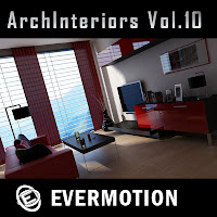 Evermotion Archinteriors vol.10 室內3D模型第10季下載