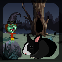 Games4Escape Black Bunny Rescue