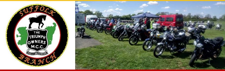 Suffolk Triumph Owners Motorcycle Club