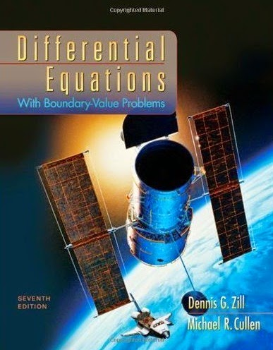 Pdf zill differential ordinary by equations
