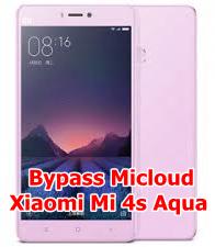 Bypass Micloud Mi 4s