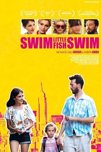 Poster Swim Little Fish Swim