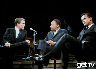'Merv Griffin Show': rare Martin Luther King interview airs tonight on GetTV