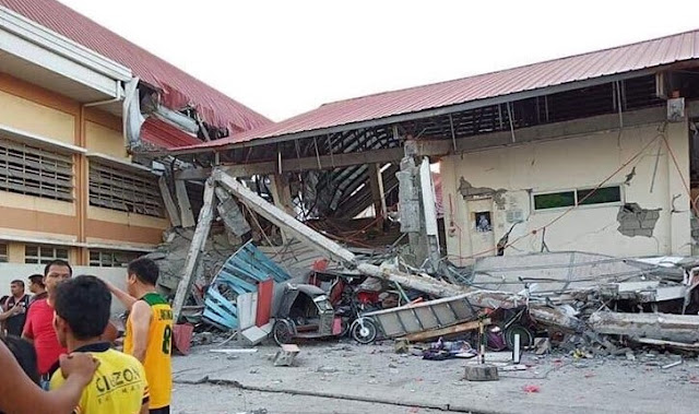 Earthquake kills 8 in Philippines - rictasblog