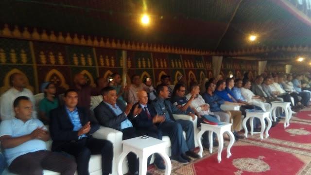 استياء من عدم حضور عامل برشيد للحفل الإفتتاحي لمهرجان سيدي رحال