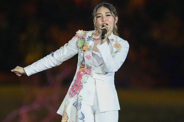 Via Vallen Minta Maaf Setelah Tampil Lipsync Pada Pembukaan Asian Games 2018