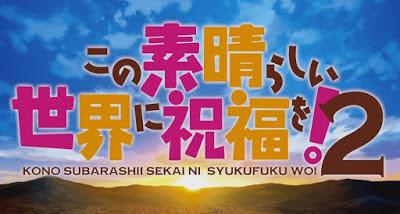 Kono Subarashii Sekai ni Shukufuku wo! 2 BD