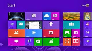 Cara Mengaktifkan/Menghidupkan dan Menonaktifkan/Mematikan Airplane Mode di Windows 8