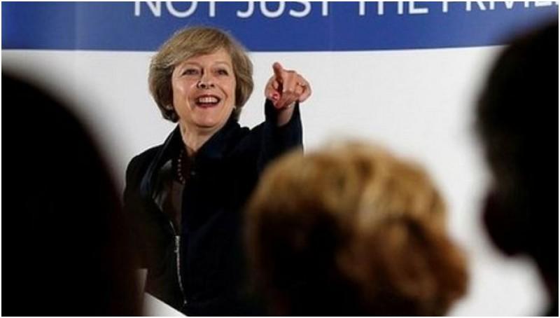 Theresa May, Perdana Menteri Inggris yang Baru