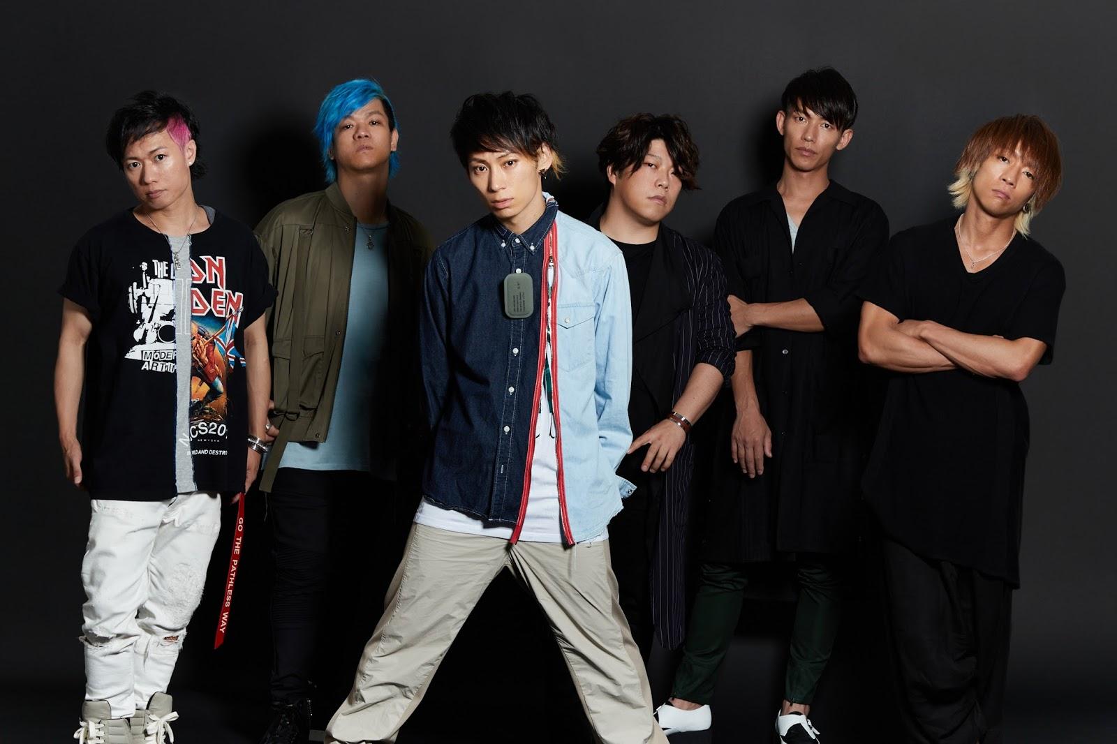 SONGLIST - UVERandom | UVERworld International Crew