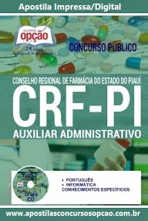 Apostila CRFPI 2016