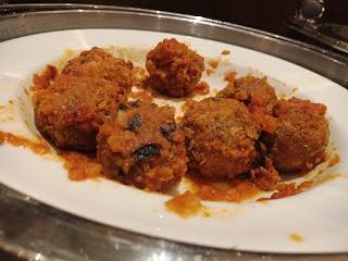 Matzo Beef Ball Ambhara Hotel