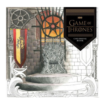 Game Of Thrones Coloring Book Target 11