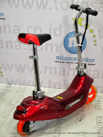 Skuter Listrik e-Scooter Large Red
